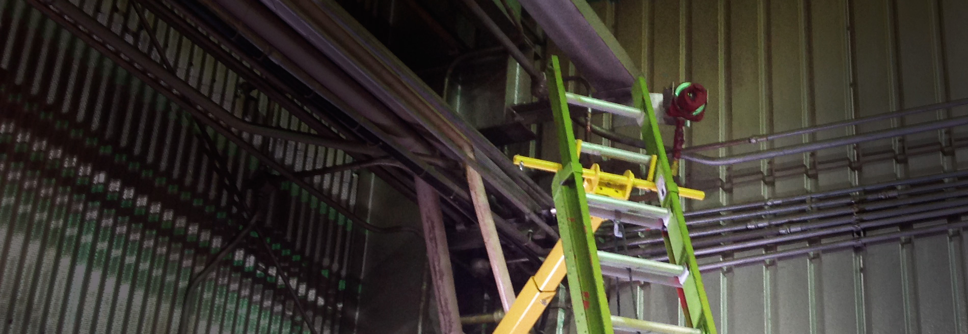 A New Paradigm for Ladder Safety