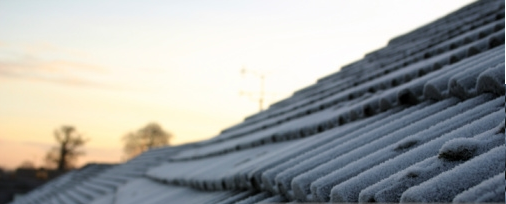 Attention Roofers: Jack Frost Is Not Your Friend