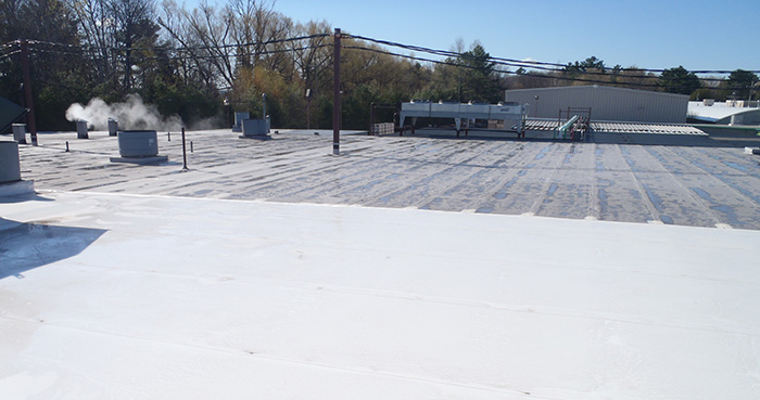 Springfield smart roof and metal retrofit