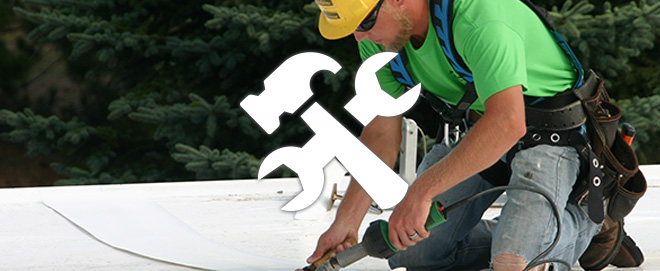 Springfield smart roofs are maintenance free