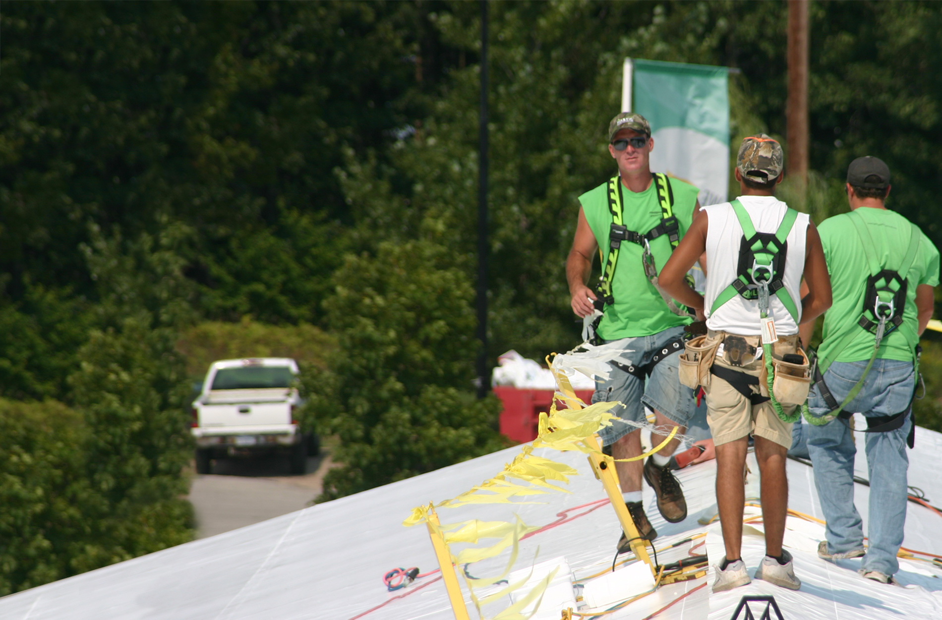 2nd Place in National Roofer's Challenge