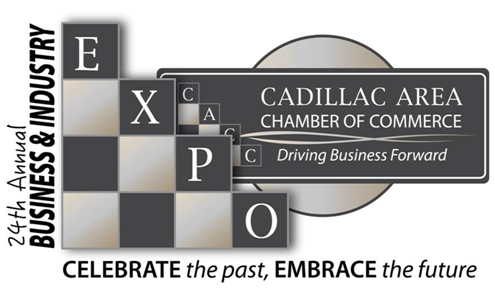 Come to the Cadillac Chamber of Commerce Business Expo on October 6, 2016