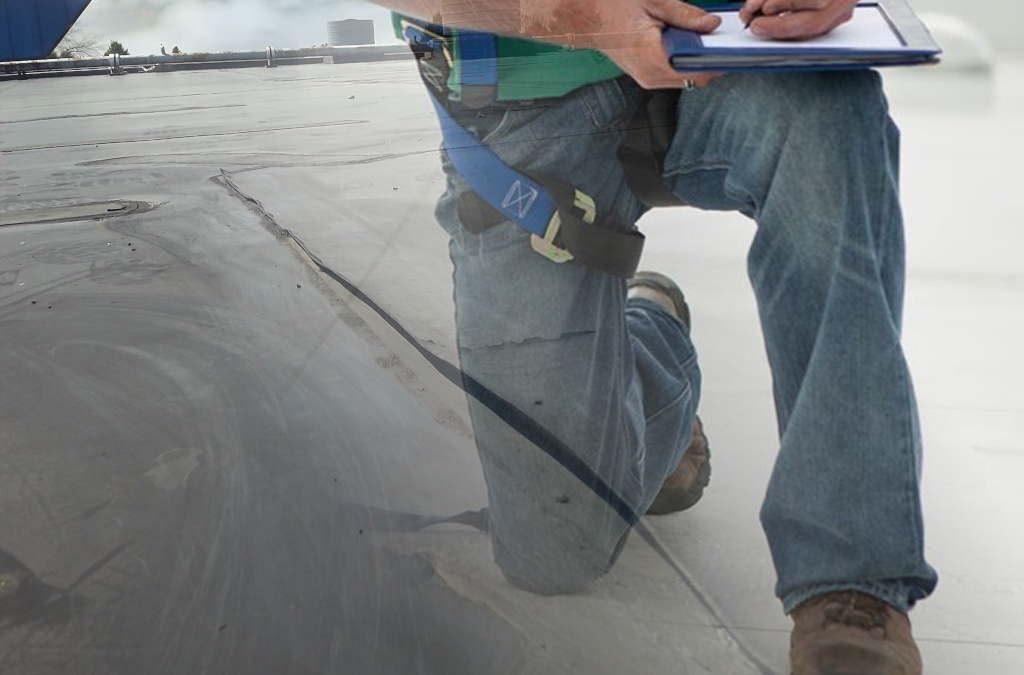 Commercial Roofing Highlight: EPDM Roofing